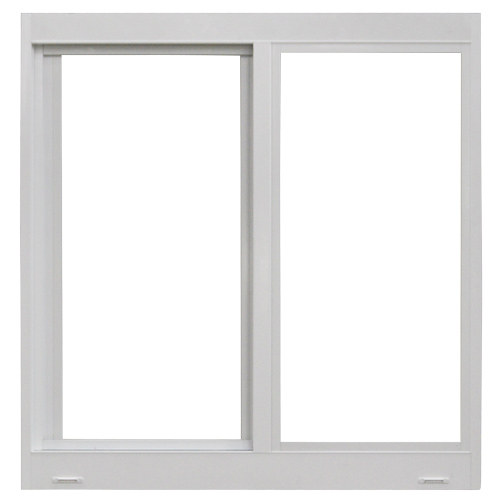 Eco Guard Series 60 Horizontal Rolling Impact Windows