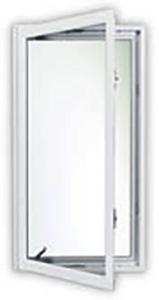 CGI Commercial Collection serie 238 casement impact window miami florida