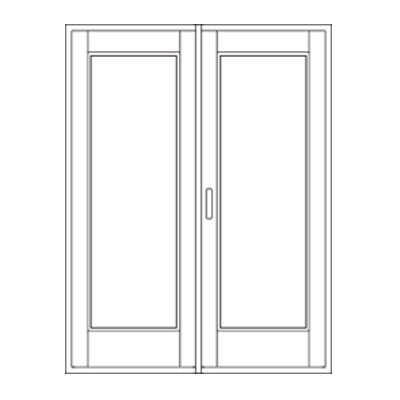 preferred-french-door-FD650-PGT-impact-doors-miami-florida