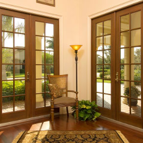PGT Essential French Door. & Winguard® Aluminum FD101H. PGT Essential French Door.