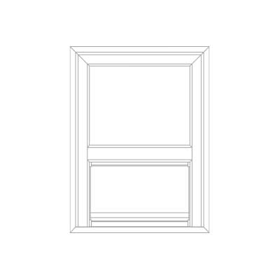 Classicvue™-Aluminum-SH200.-PGT-Single-Hung-Impact-Window